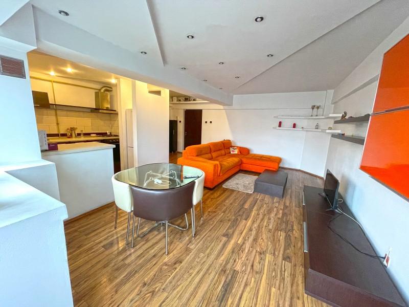 3 camere decomandate, 68mp utili, Centru- Universitate- Piata Centrala, etaj 4/8, LUX, centrala termica